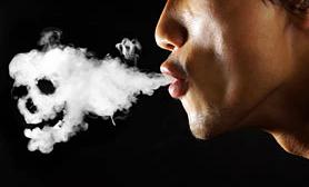 addiction cigarette
